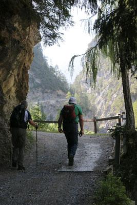 im Val d' Uina