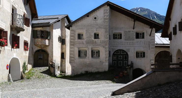 Schälle-Ursli-Hus in Guarda