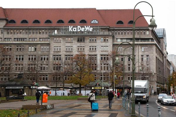 Kaufhaus des Westens KADEWE