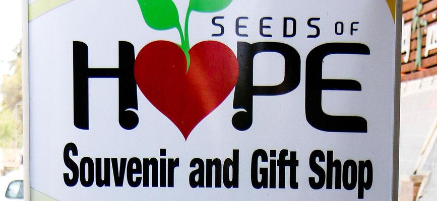 """""""Seeds of Hope"""" in Jericho, die vom ehemaligen PLO-Kämpfer Tess Sada gegründete Sozialarbeit für moslemische und jüdische Kinder"""