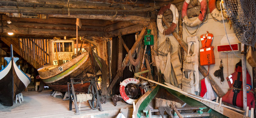 Fischereimuseum in Å
