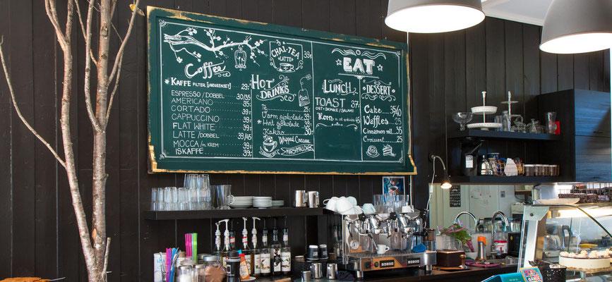 Kaffee GAMLE SKOLA (www.gamleskola.com)