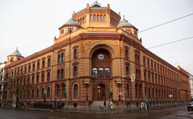 ehemaliges Postfuhramt