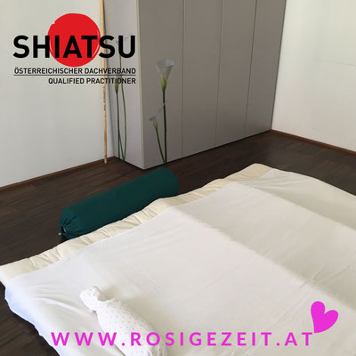 Rosige Zeit Shiatsu