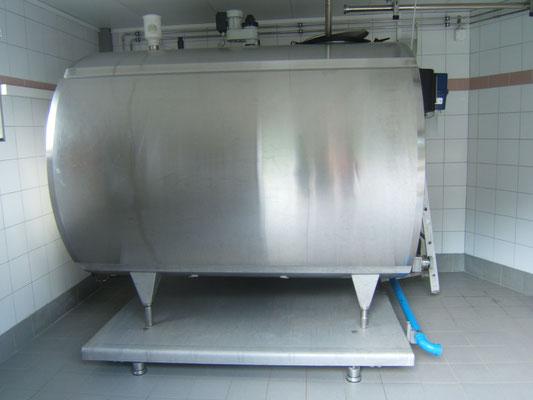 Milchwaage Tankwaage Milchtankwaage