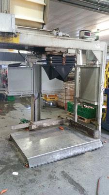 Plattformwaage Industriewaage