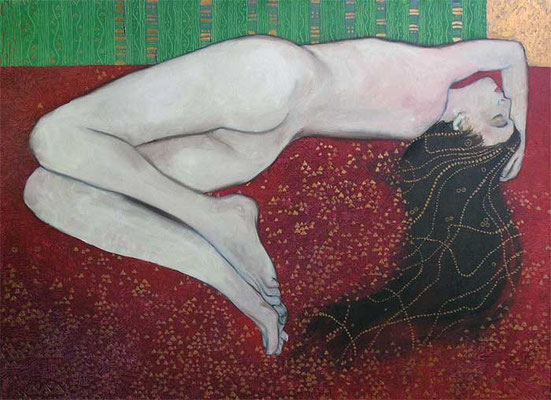 """Nude"" х,м 50х70см 2010г. ЧАСТНАЯ КОЛЛЕКЦИЯ"