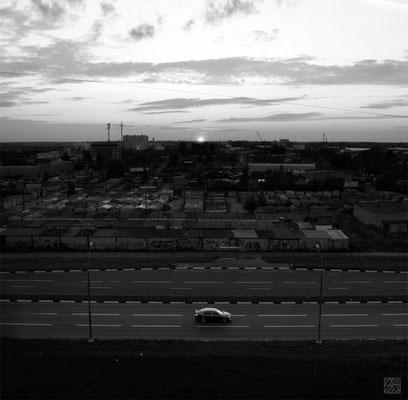 """""""Тверь. Лето. Закат"""" 2011г."""