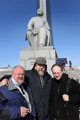"""""""Митьки и космос"""" 26 марта 2012г."""