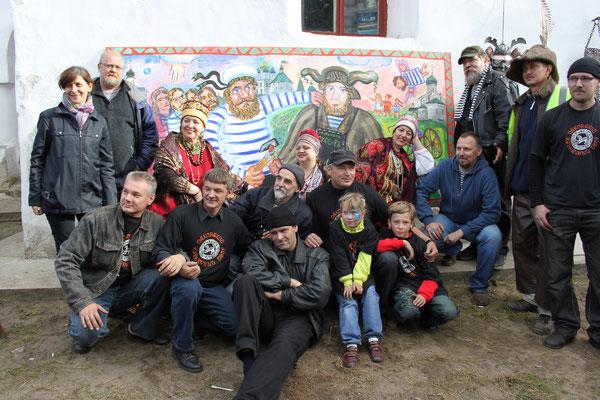 """""""День скобаря"""" 1 октября 2011г."""