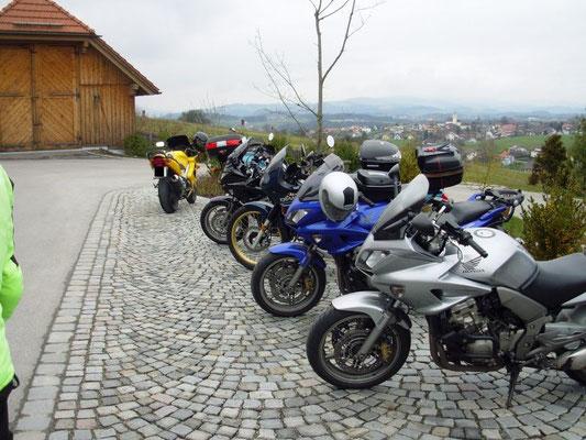 Zwischenstop in Haibach ob der Donau (Hoamat)