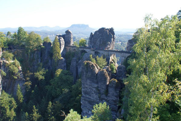 Bastei in Pirna
