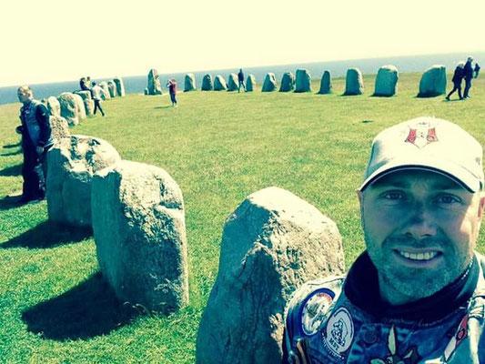 Stonehenge in Schweden
