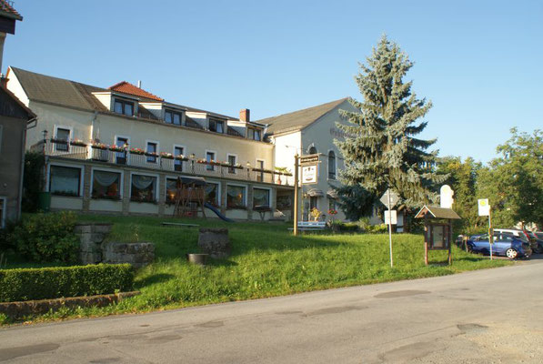 Hotel Erblehngericht in Papstdorf