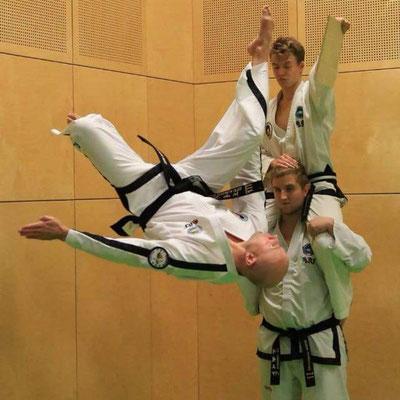 Taekwon-do  V.Dan ITF