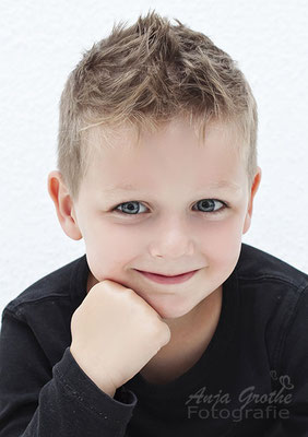 Professionelles Kinder-Fotoshooting in Halle