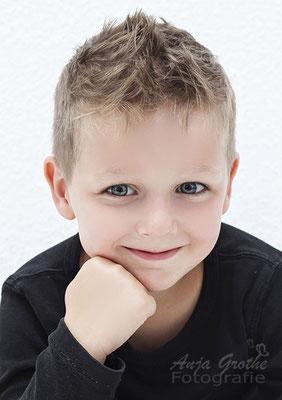 Professionelles Kinder-Fotoshooting in Halle
