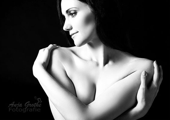 Professionelles erotisches Foto-Shooting in Halle