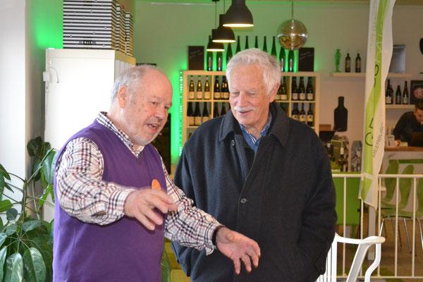 Horst Reese und Ulrich Schulz