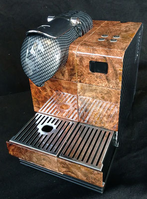 Kaffeemaschine als Unikat