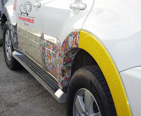Fahrzeugdesign: von kreativ bis auffällig ist alles möglich