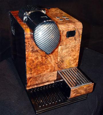 Gefällt Ihnen Ihre Kaffeemaschine nicht mehr? Lassen Sie sich neu veredeln.