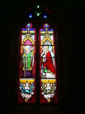 Eglise de CHAMPS SUR TARENTAINE (15) Restauration complète + bavette
