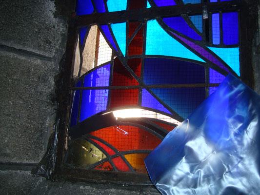 Eglise de BORT LES ORGUES (19) Restauration partielle