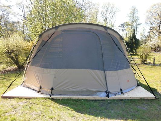 grote tent te huur