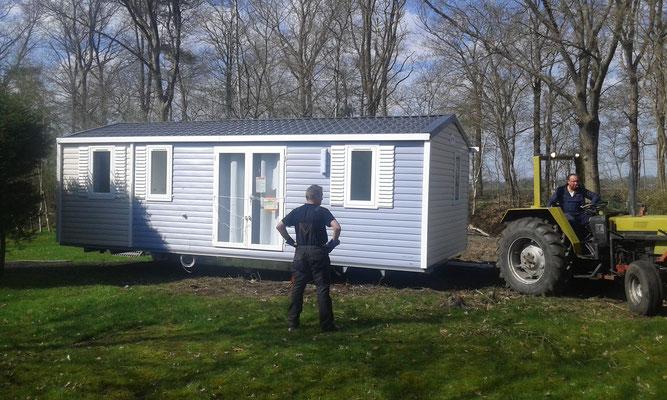 Chalet kuren op svr camping?