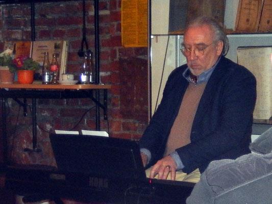 Pianist Joachim Voss aus Hamburg