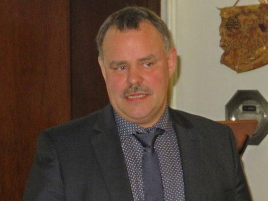 1. Vorsitzender Friedrich Krüger