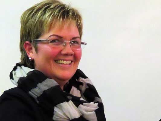 2. Vorsitzende Christina Mehwald