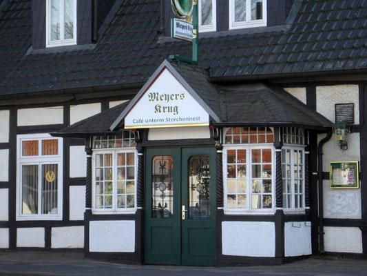Cafe unterm Storchennest 2012/13