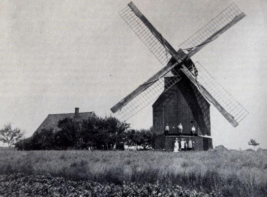 Kreugers Müöln zu Anfang des 20. Jahrhunderts