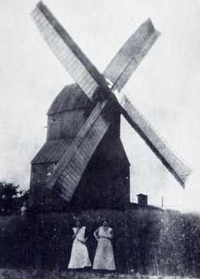 Kreugers Müöln um 1910