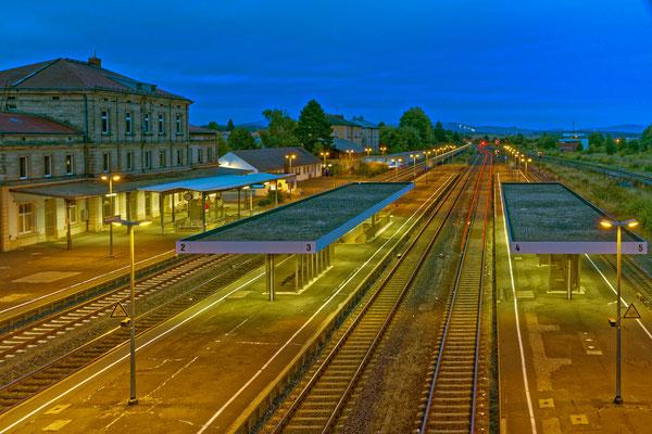 Bahnhof Kirchenlaibach