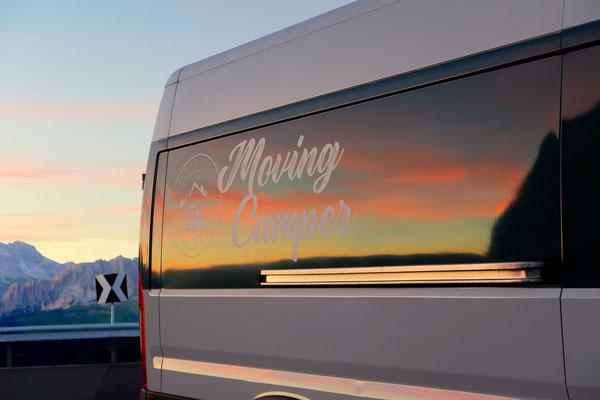 Moving Camper - Camper zum Mieten im Raum München