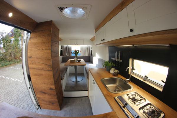 Moving Camper Augsburg
