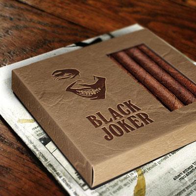 "Cigarillas manufacturing ""Black Jack"", Netherlands"