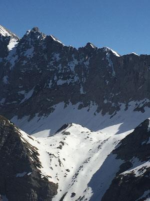 Suchbild: Lamsenjochhütte.