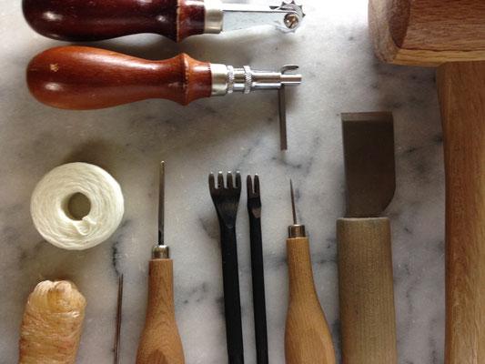 レザー手縫い工具
