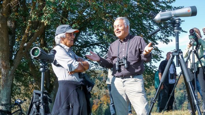 Bird Watch Day 03.10.2010 (Foto: Stephan Trösch)