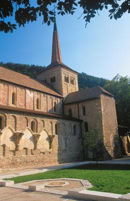 Abbaye de Romainmôtier