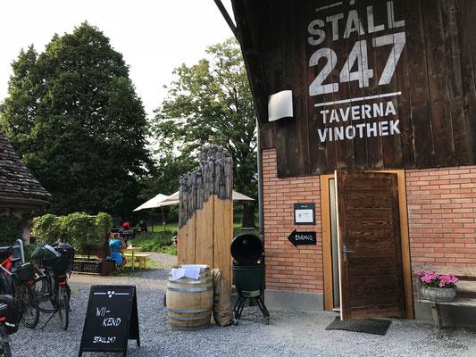 Taverna Vinothek Stall 247 Maienfeld