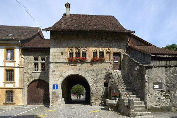 Musée d'Estavayer-le-Lac et ses Grenouilles