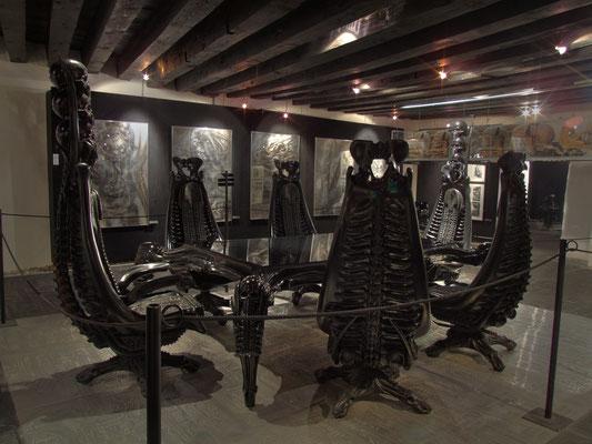 HR Giger Museum