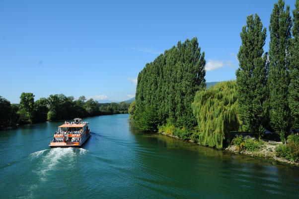 Drei-Seen-Fahrt