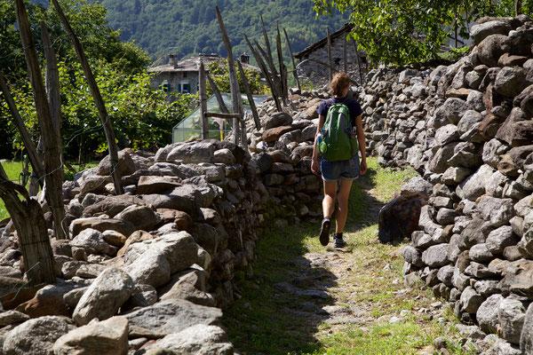 ©Bregaglia Engadin Turismo, Bergeller Höhenweg