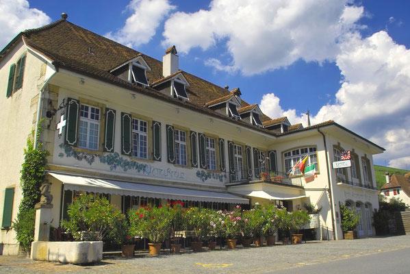 Hotel Kreuz, Ligerz